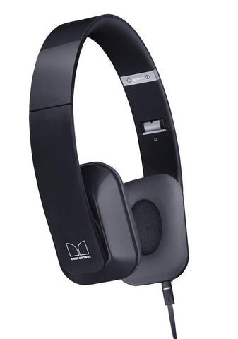 Nokia Monster - Purity HD Stereo Headset - Black (Ships Next Day)