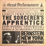 Various - Leonard Bernstein, New York Philharmonic* ‎– Favorite French Spectaculars - Opened Vinyl - Near Mint Condition - CPlan Audio