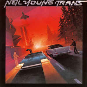 Neil Young - Trans  - Vinyl LP - Opened  - Very-Good Quality (VG) - C-Plan Audio