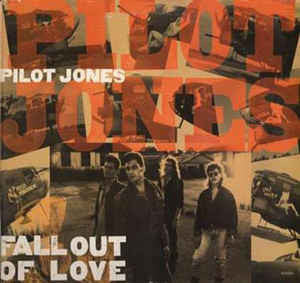 Pilot Jones ‎– Fall Out Of Love -  Vinyl LP New - Sealed - C-Plan Audio