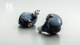Meze Audio - Rai Penta Audiophile In Ear Hybrid (4BA+1 Dynamic) Balanced Armature Headphones (Ships Next Day) (C-Plan Audio Specials) - C-Plan Audio