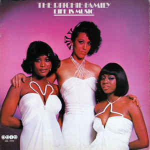 The Ritchie Family ‎– Life Is Music - Vinyl LP - Opened - Very-Good+ Quality (VG+)