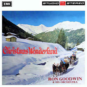 Christmas Wonderland - Ron Goodman and His Orchestra  - Vinyl LP - Opened  - Very-Good Quality (VG)
