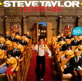 Steve Taylor - I Want To Be A Clone  - Vinyl LP - Opened  - Very-Good+ Quality (VG+) - C-Plan Audio