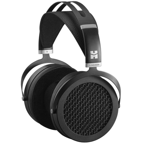 HiFiMan Sundara - Full-Size Planar Magnetic Audiophile Over-Ear Headphones  (Ships in 3-4 Weeks)