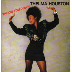 Thelma Houston ‎– Throw You Down -  Vinyl LP - Sealed