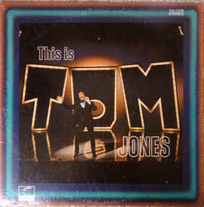 Tom Jones - This Is Tom Jones  - Vinyl LP - Opened  - Very-Good+ Quality (VG+) - C-Plan Audio