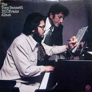 Tony Bennett / Bill Evans ‎– The Tony Bennett Bill Evans Album  - Vinyl LP - Opened  - Very-Good+ Quality (VG+) - C-Plan Audio