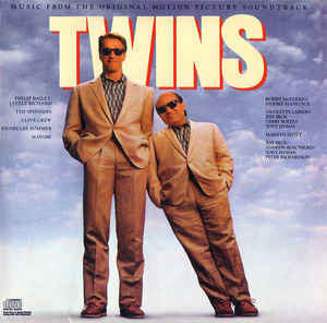 Twins (Music From The Original Motion Picture Soundtrack) - Vinyl LP Opened - Very Good+ (VG+) - C-Plan Audio