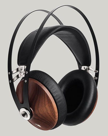 Meze Audio - 99 Classics Walnut Silver Audiophile Headphones (Ships in 2-3 Weeks) - C-Plan Audio