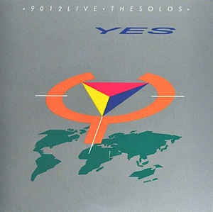 YES ‎– 9012 Live - The Solos  - Vinyl LP - Opened  - Very-Good+ (VG+) - C-Plan Audio