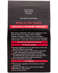Original Hickory Grilled 4oz