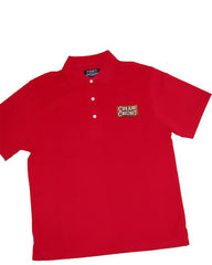 Char Crust® Embroidered Golf Shirt