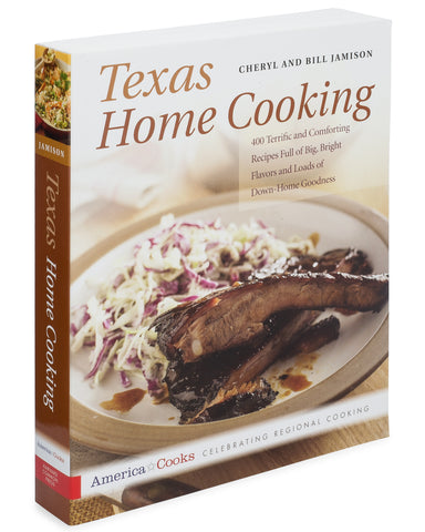 Texas Home Cooking Cookbook