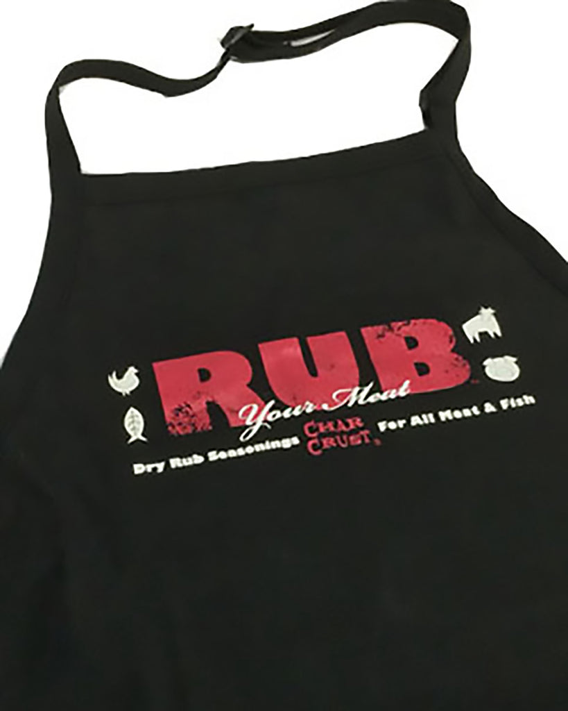 """Rub Your Meat"" Apron"