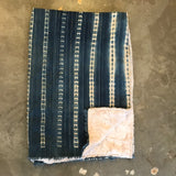 INDIGO THROWS