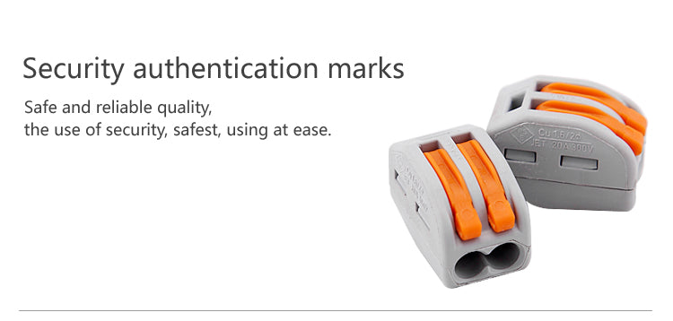 security authentication marks