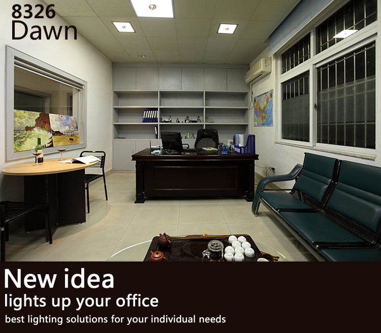 new idea light up your office