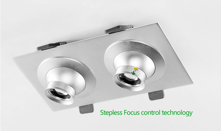 stepless focus control technology 2 in 1
