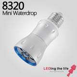 8320 Mini Waterdrop E27/GU10 LED focus spotlight for Decoration lighting and Dining Room