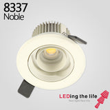 8337 Noble,4W LED focus recessed spot Lighting,accent lighting,Setting wall lighting