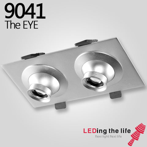 9041 the eye LED focus lighting fixture for office leisure area lighting