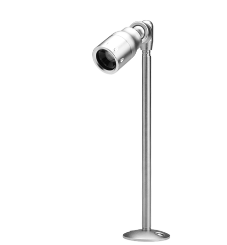 9060, 1w mini Tunable pole adjustable beam angle led jewellery display lighting