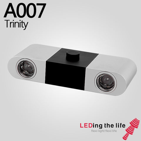 A007 Trinity LED focus wall lamp for decoration lighting