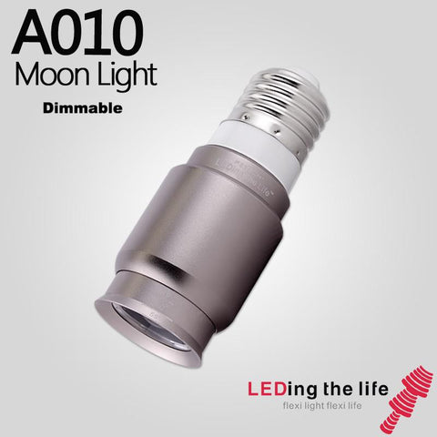 A010d Moon light (dimmable),E27/GU10 LED focus spotlight for coffee bar lighting