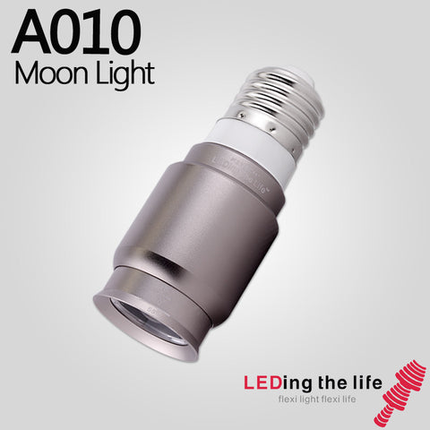 A010 Moon light,E27/GU10 LED focus spotlight for coffee bar lighting