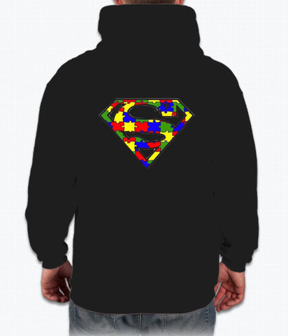 PVCH - Autism Hoodie Adults Zip Front Pre-order