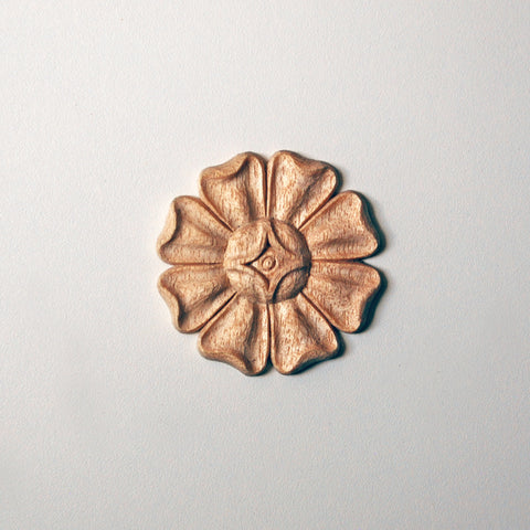 Classical Medium Rosette