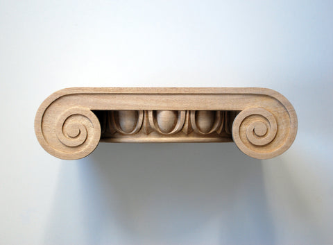 Ionic Capital for Round Column