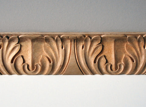 Classic Acanthus-Leaf Moulding