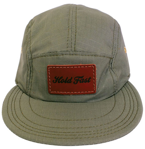 Hold Fast™ 5-Panel Ripstop Nylon Hat