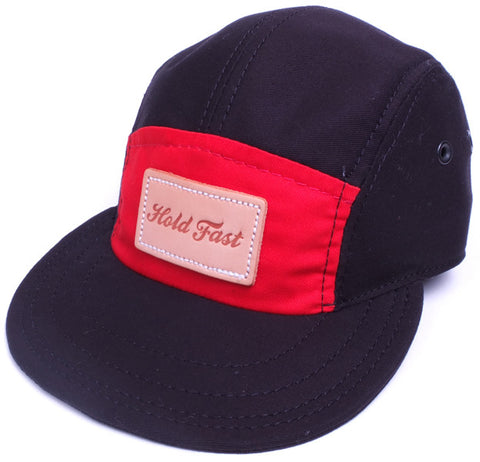 Hold Fast™ 5 Panel Cotton Twill Hat