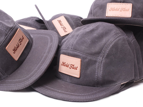Hold Fast™ 5-Panel Waxed Canvas Hat