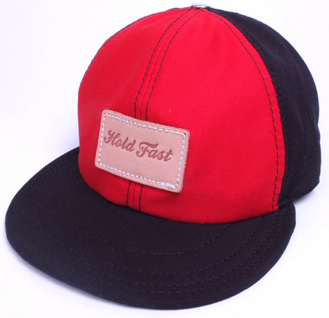 Hold Fast™ 6 Panel Cotton Twill Hat