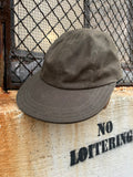 Waxed Canvas 4-panel hat