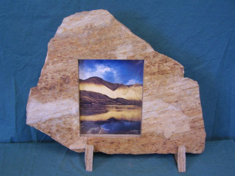 "8""x10"" Solid Stone Frame"