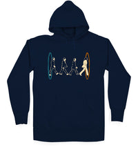 Beatles Portal Unisex / Navy / Small, Hoodies - ultykhopdi - Design By Ledude, ultykhopdi.com - 2