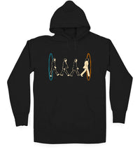 Beatles Portal Unisex / Black / Small, Hoodies - ultykhopdi - Design By Ledude, ultykhopdi.com - 1