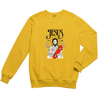 Jesus Can Slide Sweatshirt