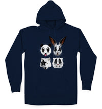 Kiss Of Animals Hoodie