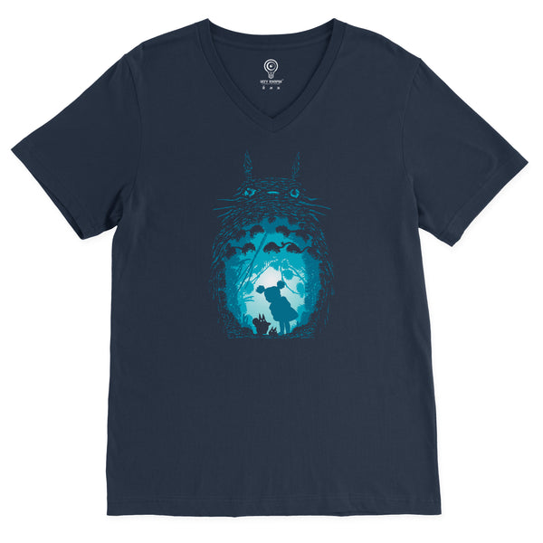 Forest Spirits V-Neck
