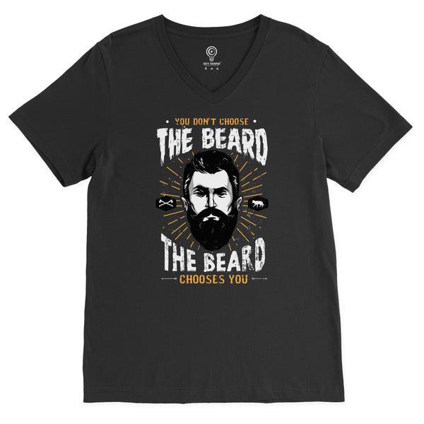 The Beard Choice V-Neck