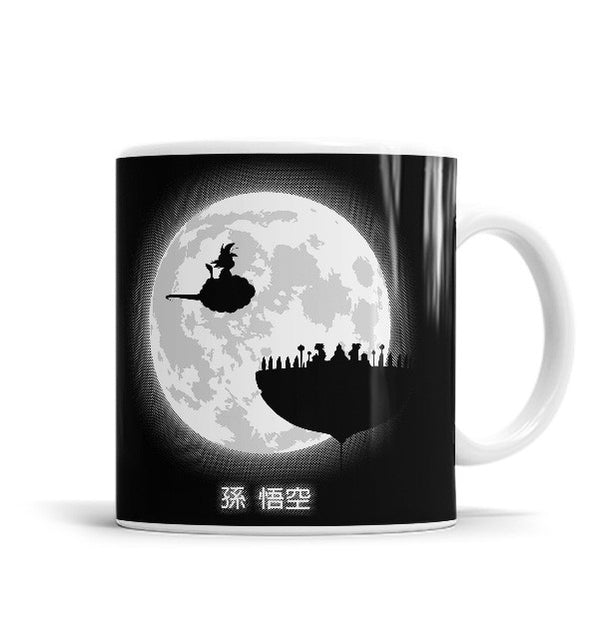 Dont Look At The Moon 11 OZ Ceramic Mug, Mugs - ultykhopdi - Design By DDjvigo, ultykhopdi.com