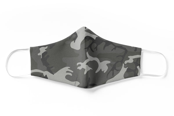 Camo 2 Face Mask (3 Layer)