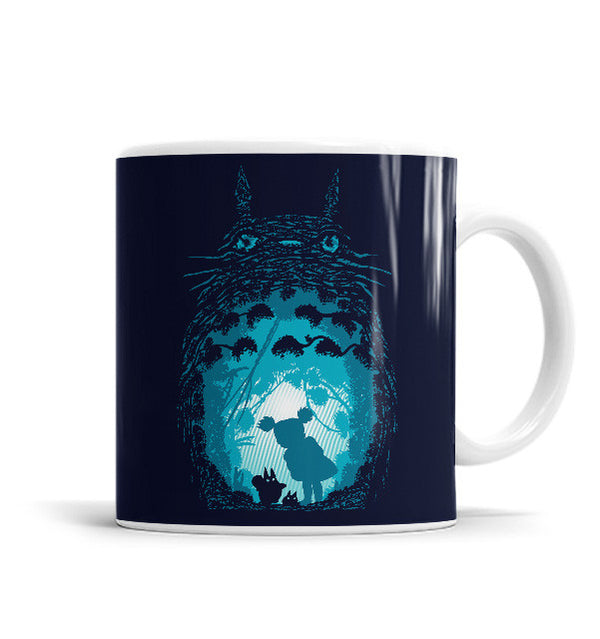 Forest Spirits 11 OZ Ceramic Mug, Mugs - ultykhopdi - Design By DDjvigo, ultykhopdi.com