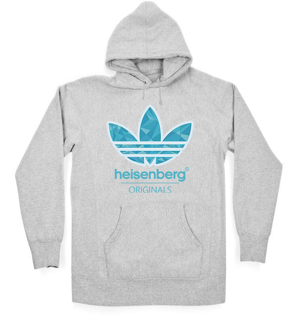 Heisenberg Originals Unisex / Grey / Small, Hoodies - ultykhopdi - Design By Vectorik, ultykhopdi.com - 1